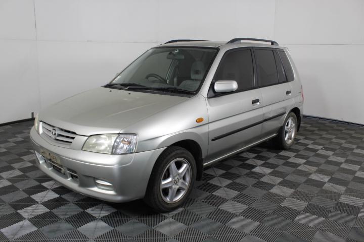 2001 Mazda 121 Metro Platinum Edition Automatic Hatchback