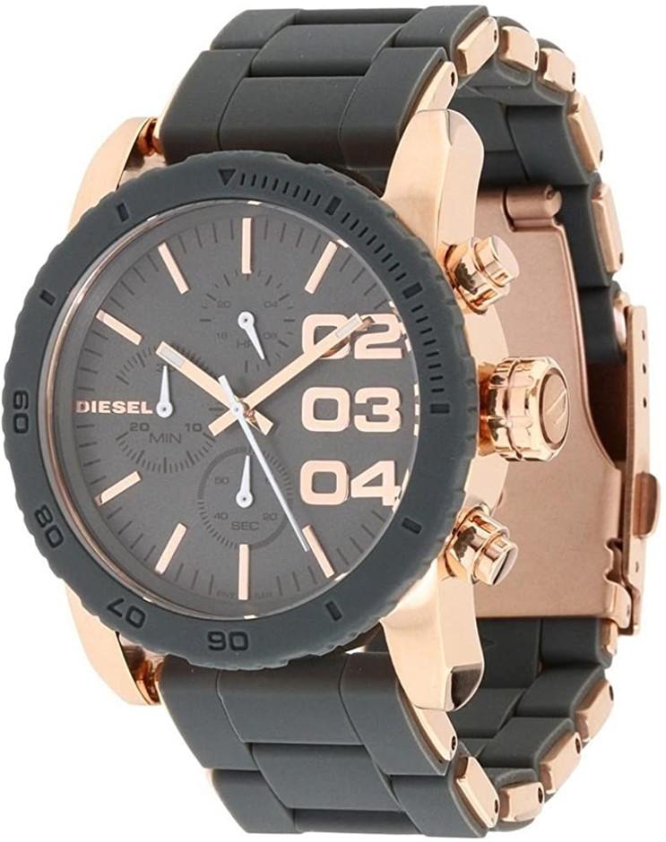 Striking new unisex Diesel chronograph watch.