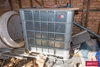 Poly IBC in Galvanise Frame with Tin Outer Skin