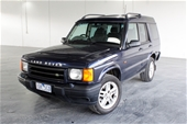 2001 Land Rover Discovery Td5 (4x4) Turbo Diesel