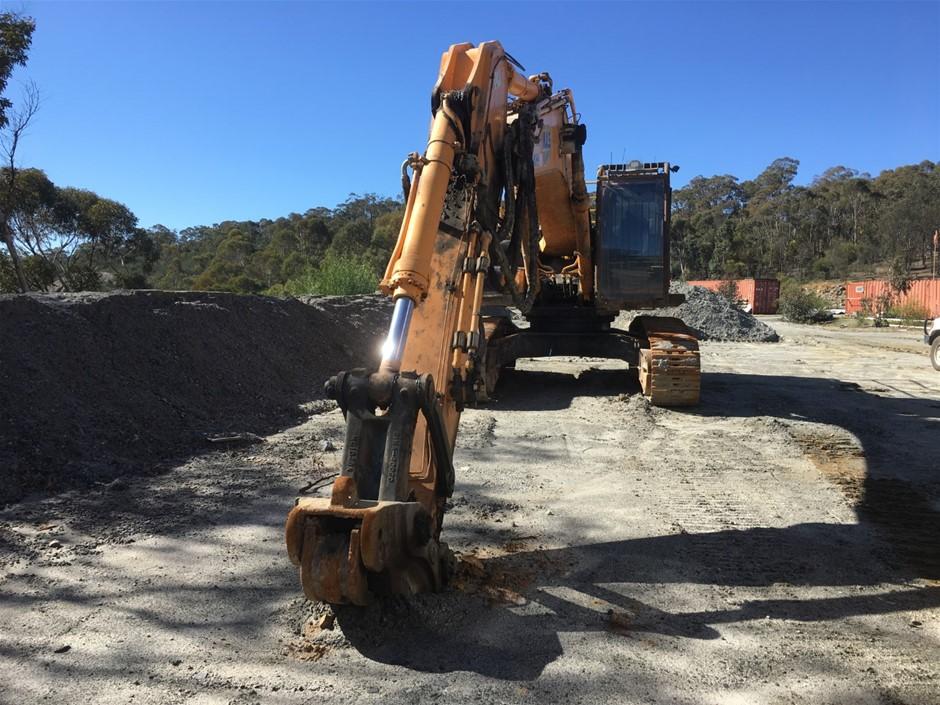 2013 Hyundai R380LC-9 Excavtor