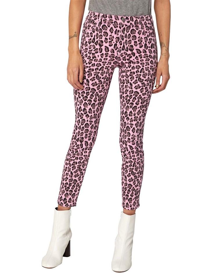 J BRAND Jaguar Print Skinny Jean. Size 24, Colour: Jaguar. ORP: $365 Buyers