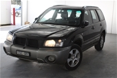 Unreserved 2004 Subaru Forester XS Automatic Wagon