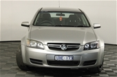 Unreserved 2007 Holden Commodore Omega VE