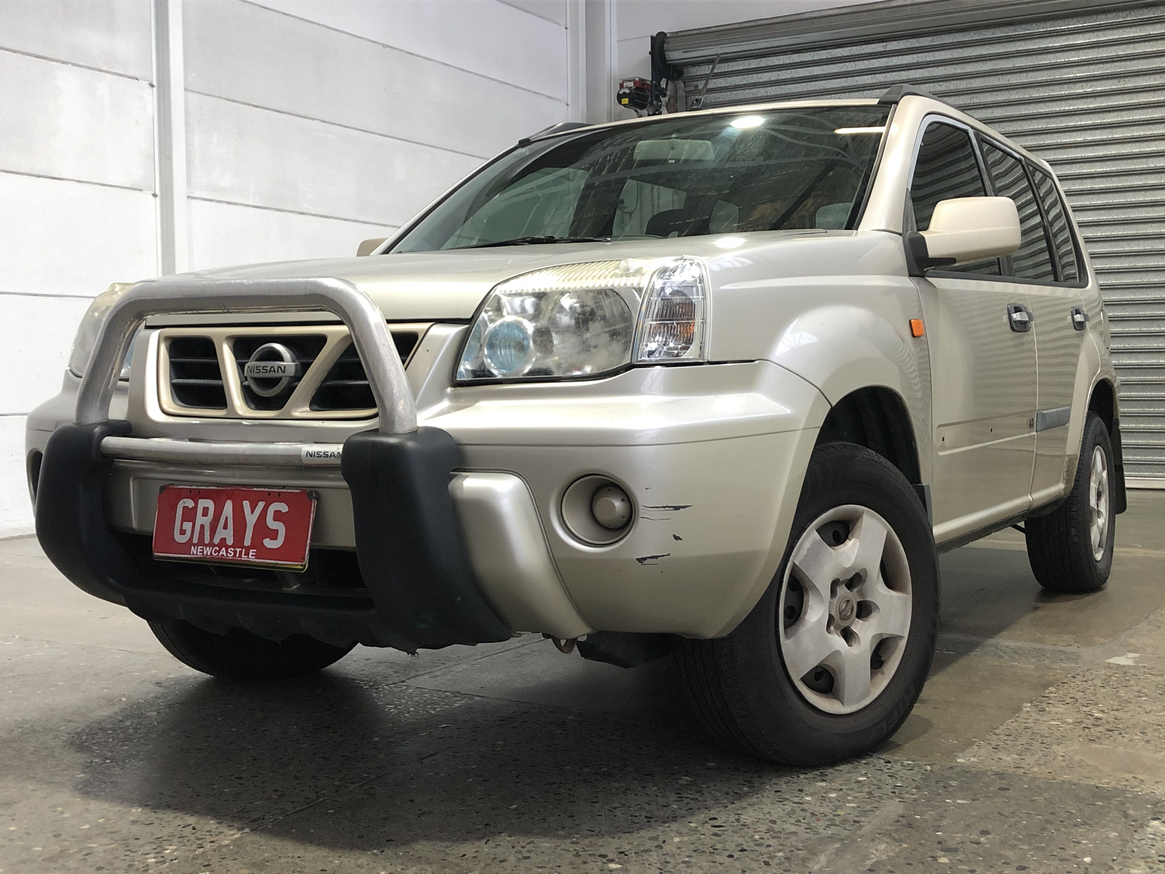 2003 Nissan X-Trail ST (4x4) T30 Manual Wagon