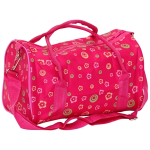 2 x Ladies Pink Toiletry Bag - Barrel St