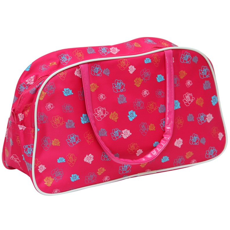 2 x Ladies' Pink Toiletry Bag (Medium- 350mm x 125mm x 195mm)
