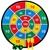 2 x Felt Target Board 2 velcro darts and two velcro balls. 37cm diametre