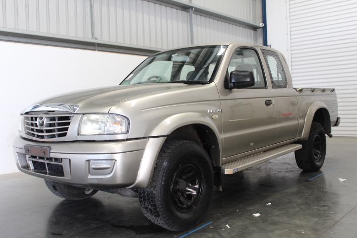 2006 Mazda B4000 BRAVO DX+ (4x4) B4000 Manual Ute