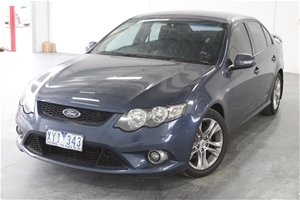2008 Ford Falcon XR6 FG Automatic Sedan
