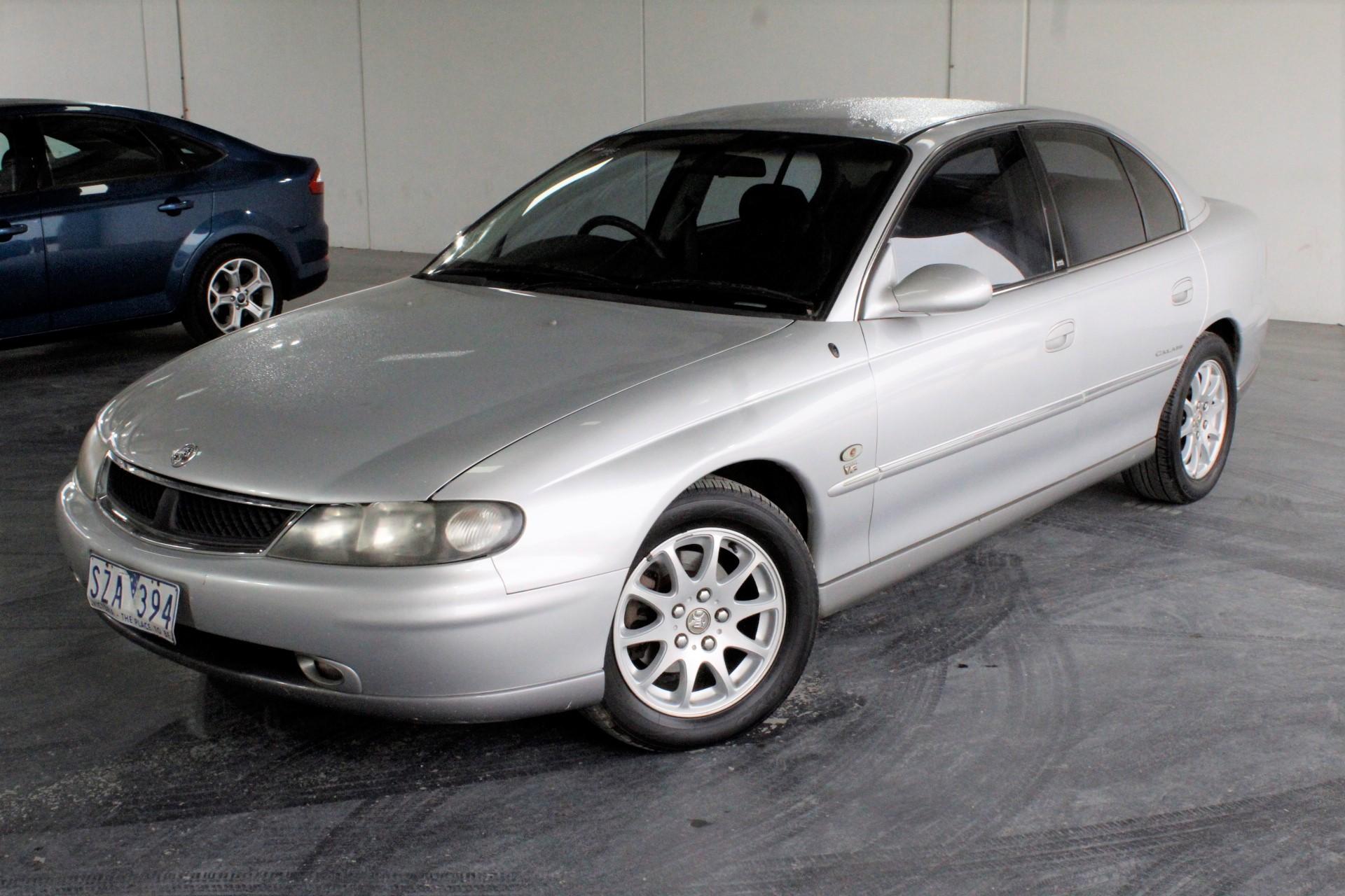 2002 Holden Calais VX Automatic Sedan