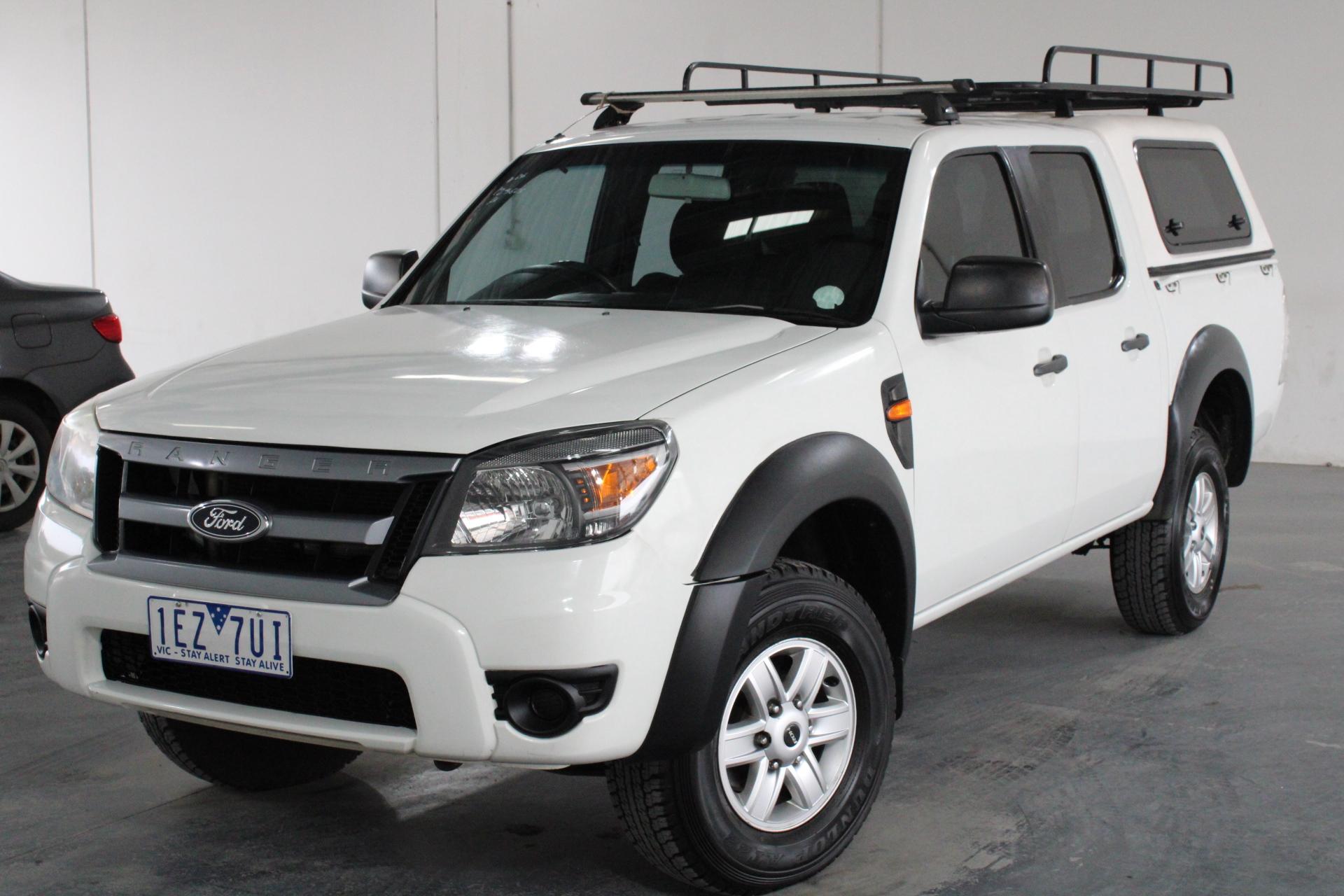 2011 Ford Ranger XL (4x2) PK Turbo Diesel Automatic Dual Cab