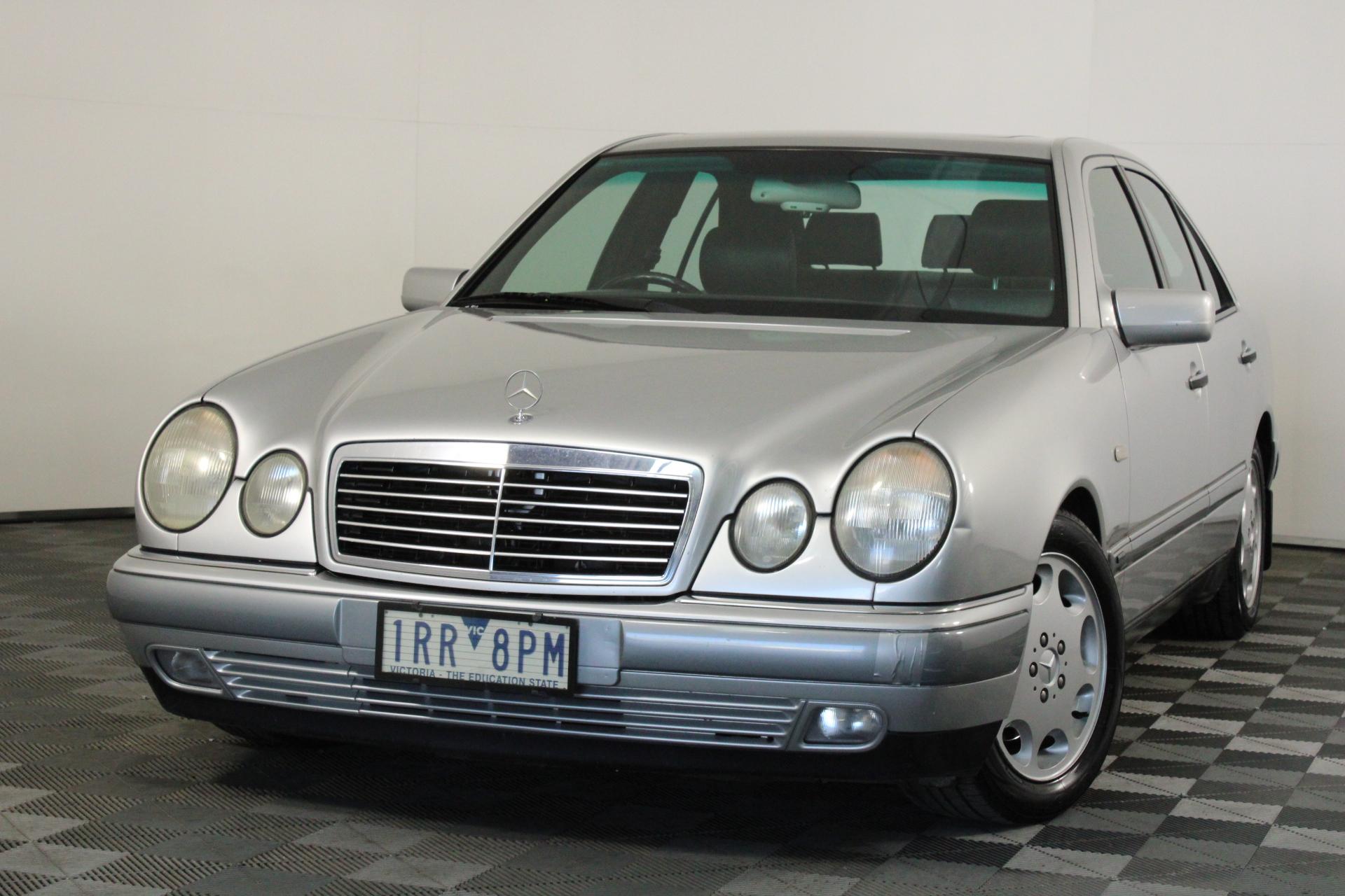 1996 Mercedes Benz E320 Elegance W210 Automatic Sedan