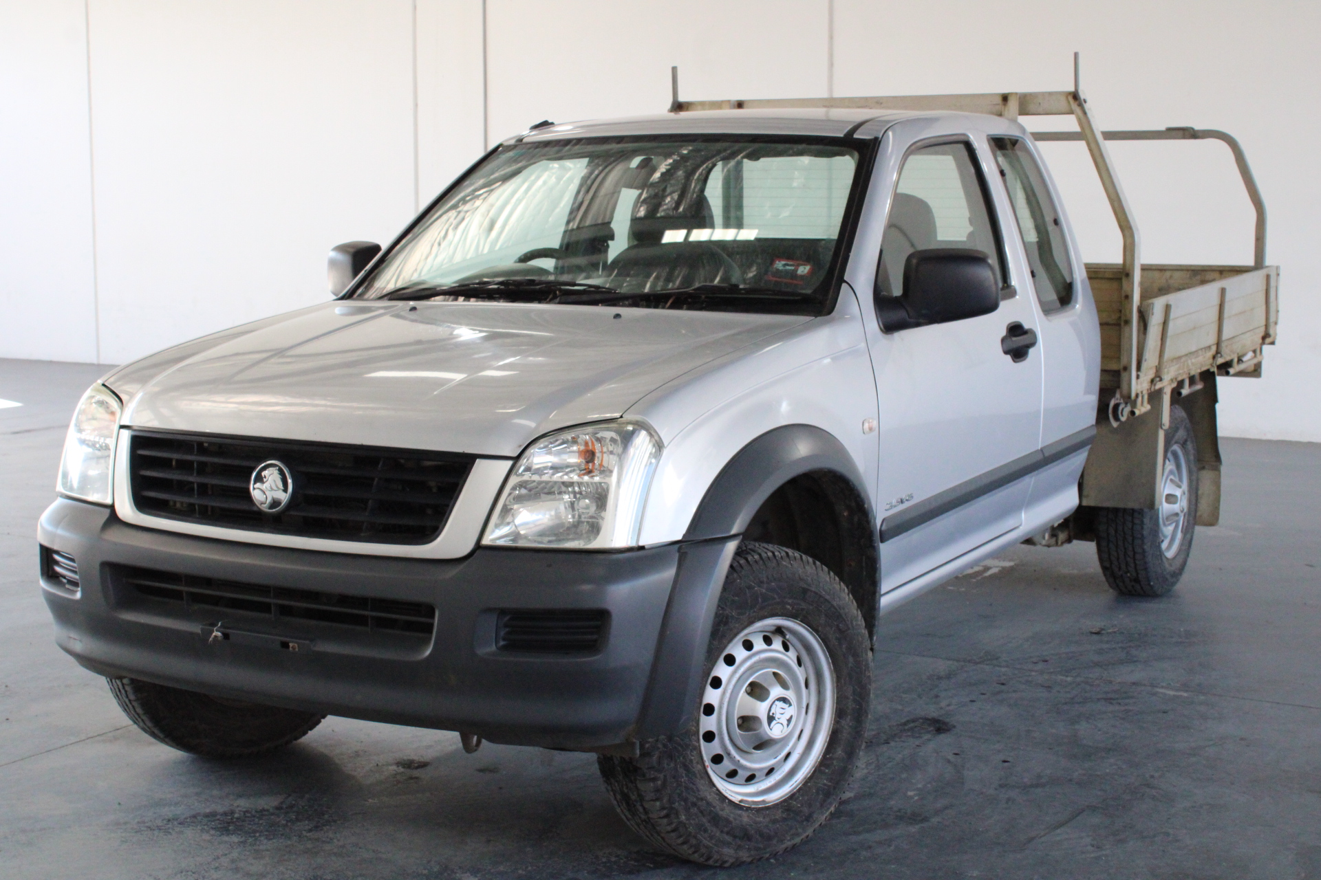 2004 Holden Rodeo LX RA Manual Ute