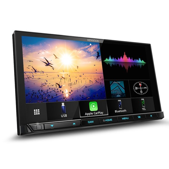 "Kenwood DDX9019DABS 6.8"" HD Capacitive Display CD/DVD Receiver"