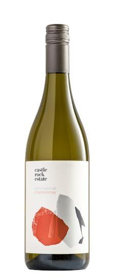 Castle Rock Estate Chardonnay 2018 (12x 750mL)