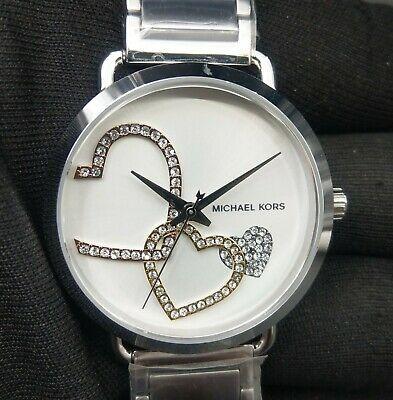 Ladies new Michael Kors Couture NY classy & feminine watch..
