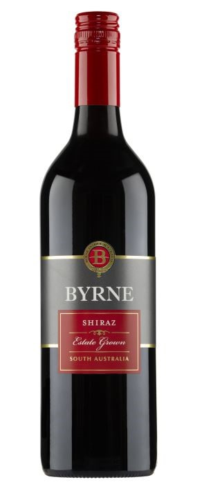 Byrne Estate Grown Shiraz 2019 (6 x 750mL) SA