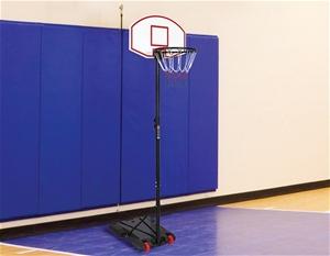 Basketball Ring Hoop Height Adjustable P