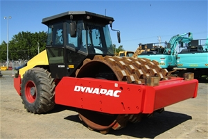 2011 Dynapac CA612PD Padfoot Roller (RP2
