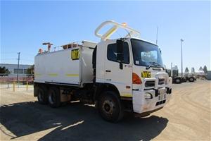 2013 Hino 500 Rigid Water Truck (WR10013