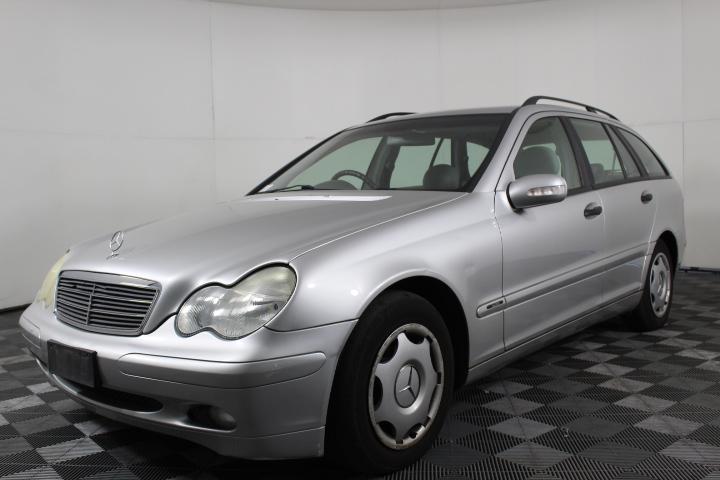 2003 Mercedes Benz C200 Kompressor Avantgarde S203 Auto Wagon