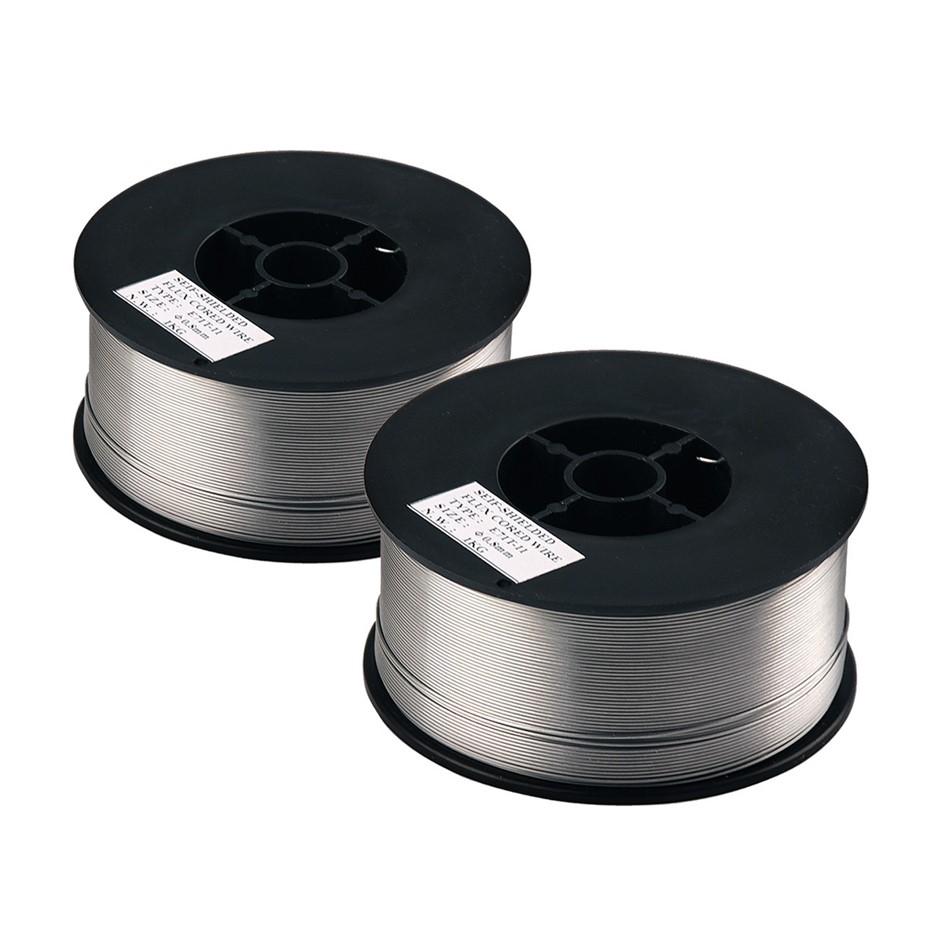 2X 0.8mm Gasless MIG Welding Wire