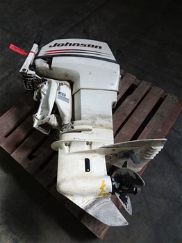 Johnson 40 HP Outbound Motor