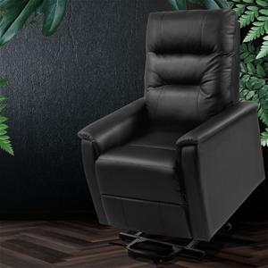 Artiss Lift Recliner Chair Sofa Single C