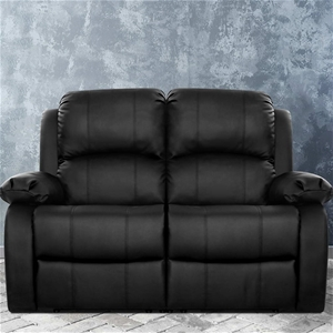 Artiss Recliner Chair 2-Seater Premium L