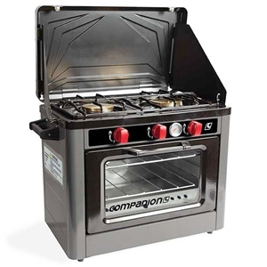 COMPANION Portable Gas Oven & Stove Cook
