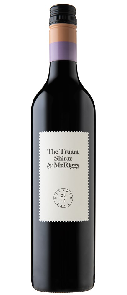 Mr Riggs The Truant 2018 (12 x 750mL) McLaren Vale, SA