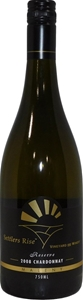 Settlers Rise Reserve Chardonnay 2008 (1