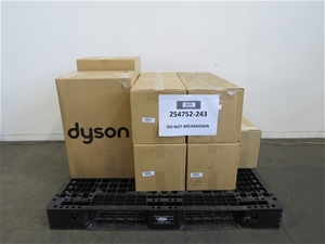 Pallet of Assorted Dyson USED/UNTESTED V