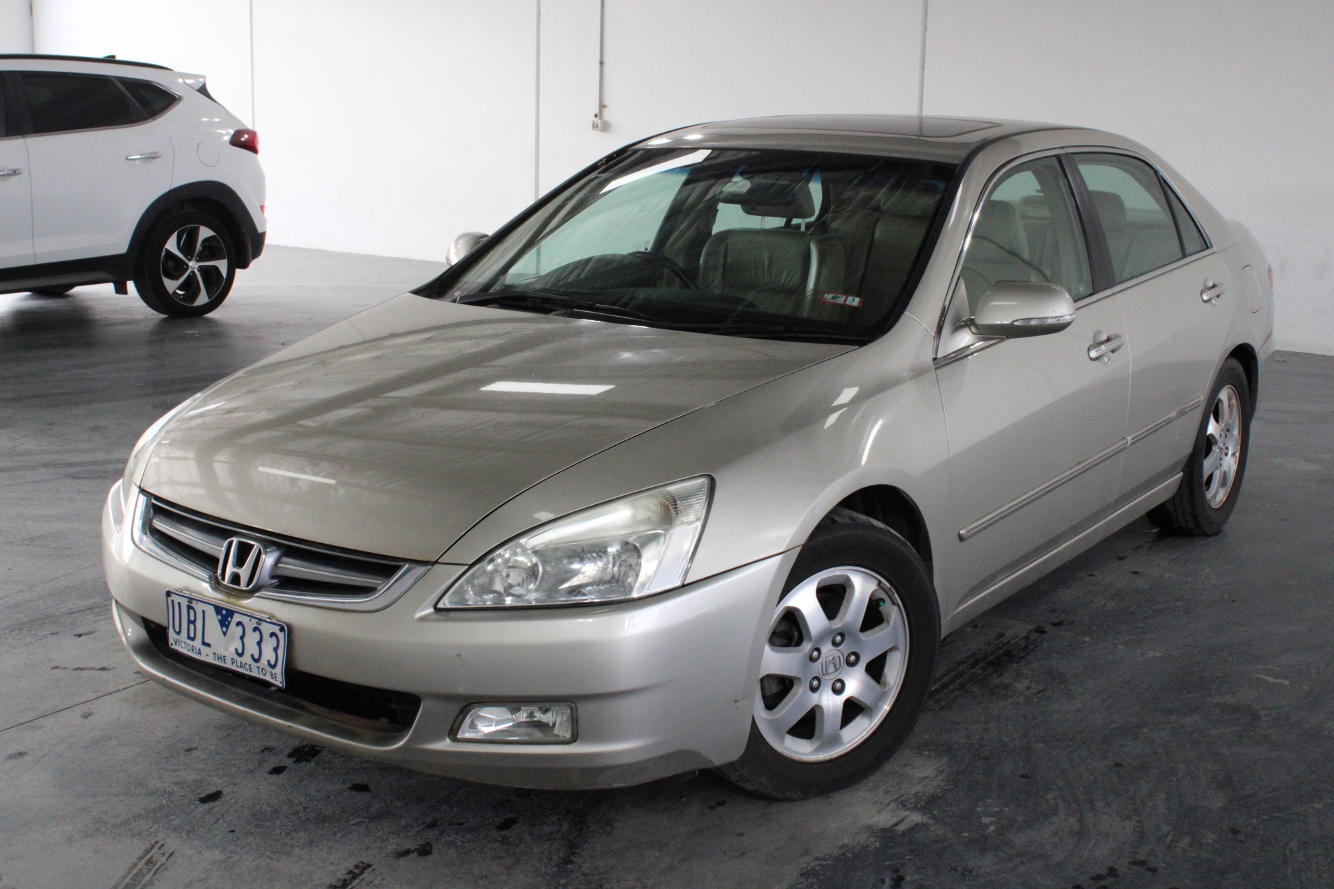 2006 Honda Accord V6 Luxury 7th Gen Automatic Sedan