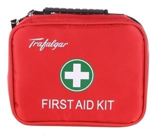 TRAFALGAR 126pc Family First Aid Kit in