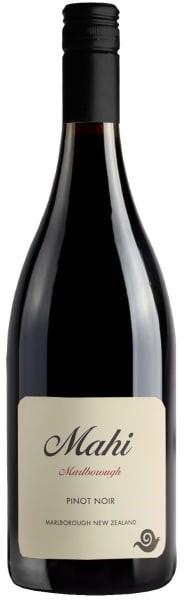 Mahi Marlborough Pinot Noir 2017 (12x 750mL), NZ. Screwcap.
