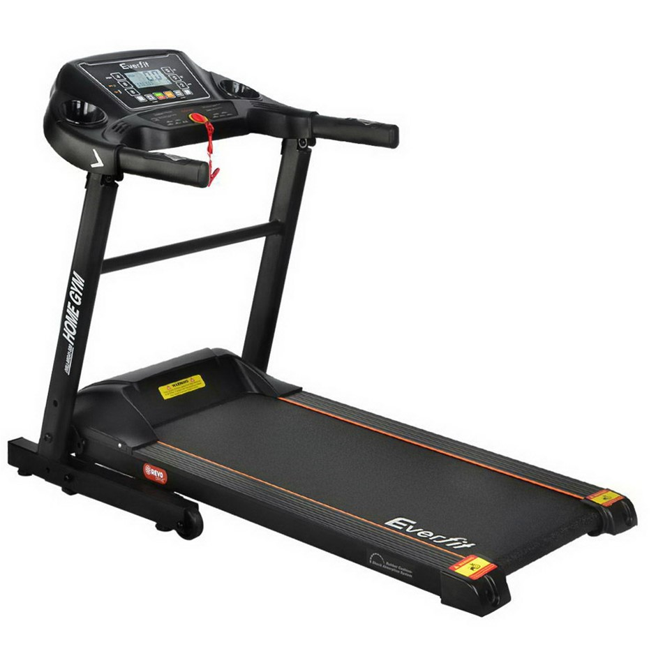 Everfit Electric Treadmill Running Home Gym Machine 12 Speed