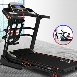 Everfit Electric Treadmill Auto Incline