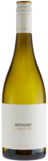 Medhurst Estate Sauvignon Blanc 2018 (12x 750mL), Yarra Valley. Screwcap.