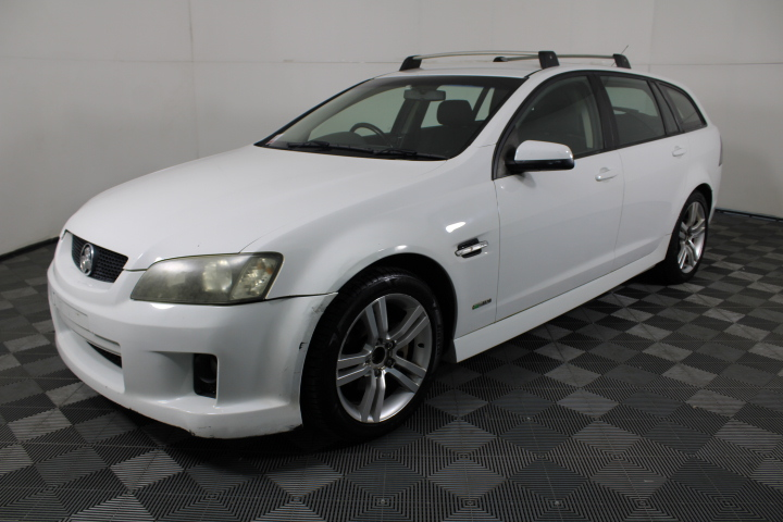 2009 Holden Commodore SV6 VE Automatic Wagon