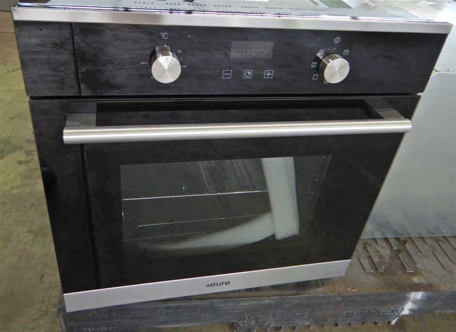 Euro 60cm Multifunction Electric Oven, Model: EO60MSX