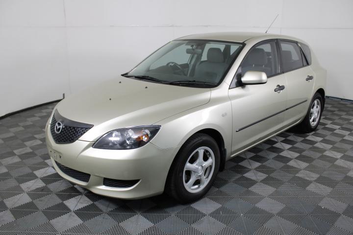 2005 Mazda 3 Neo BK Manual Hatchback