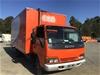 1999 Isuzu NPR 400 4 x 2 Pantech Truck