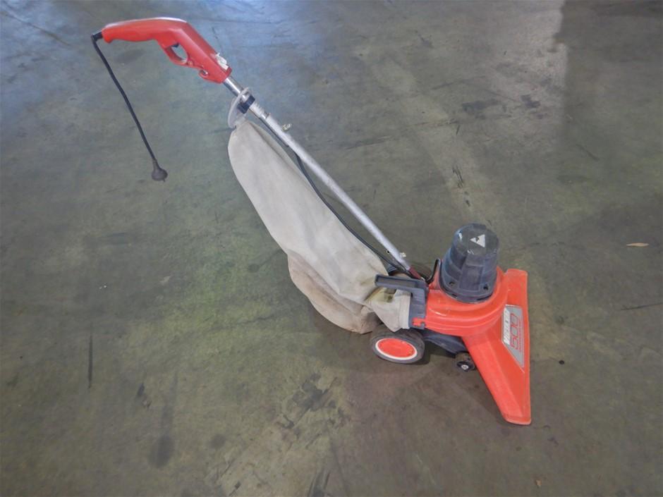 Victa Vac500 Outdoor Vacuum (Pooraka, SA)