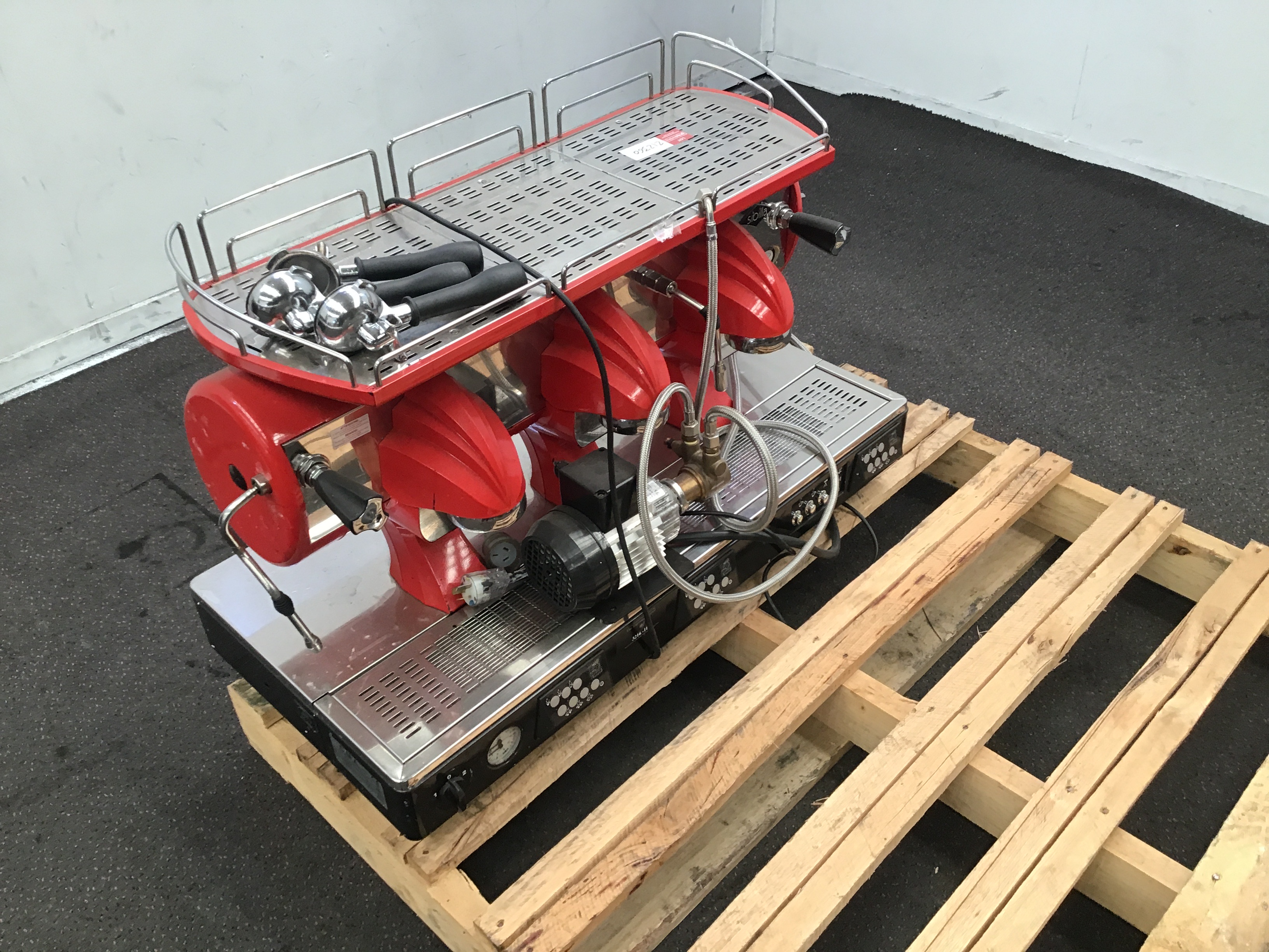 CMA SAE/3-SB Coffee Machine