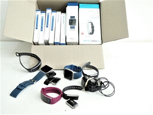 Box Containing ASSORTED USED & UNTESTED