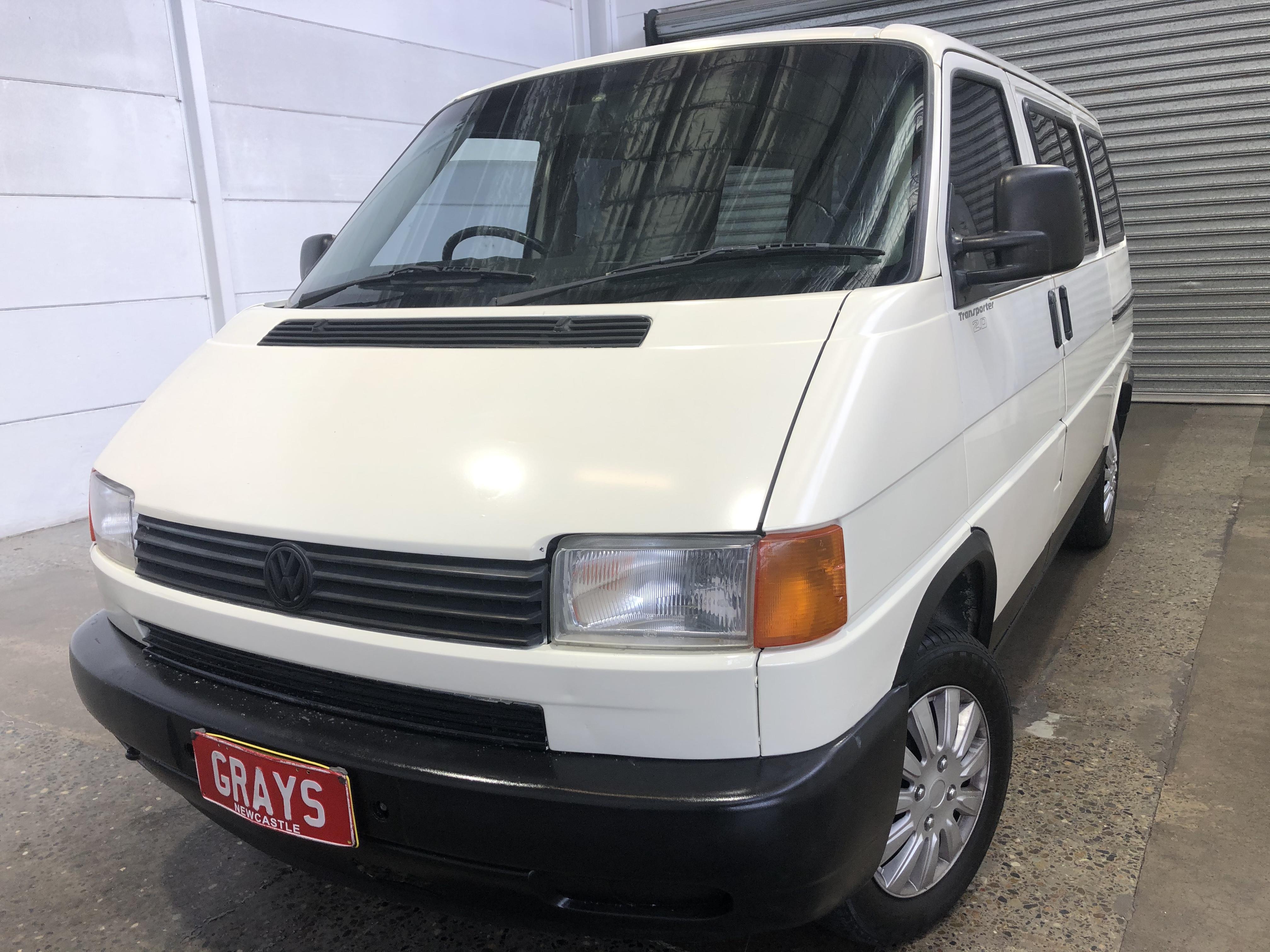 Volkswagen Transporter 2.0 Manual Van