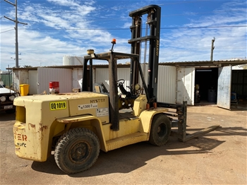 Hyster 4 Wheel Counterbalance Forklift