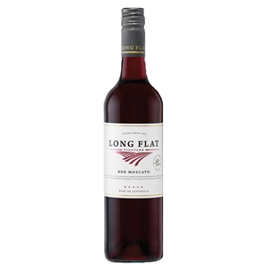 Long Flat Red Moscato NV (12x 750mL).